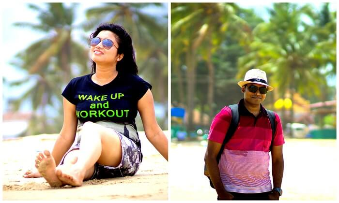 romantic trip to Goa