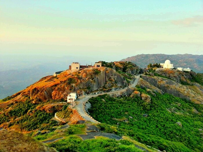 hill station in rajasthan
