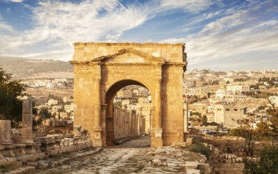 old architecture in Amman SS10062017