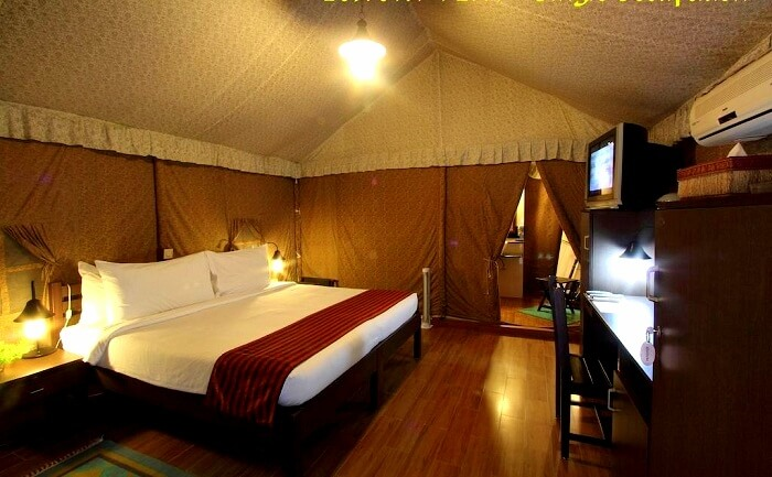 olde bangalore resort for couples
