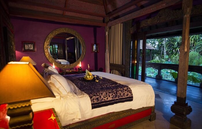 romantic luxury hotels bali