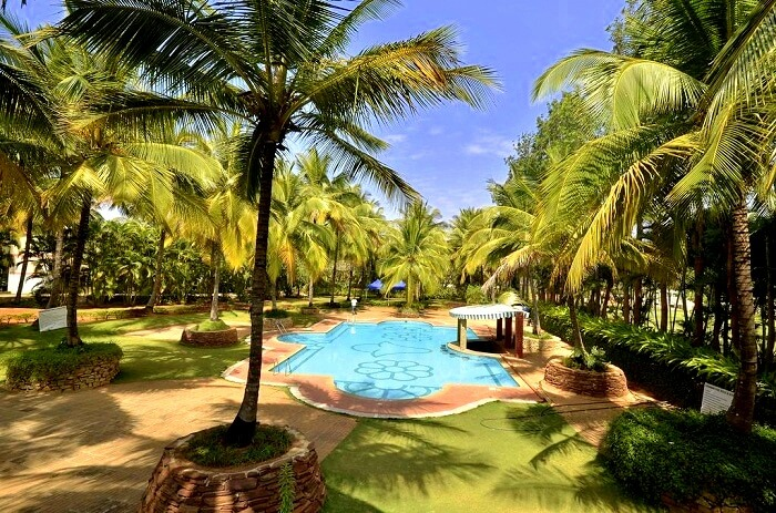 windflower resort in bangalore for couples