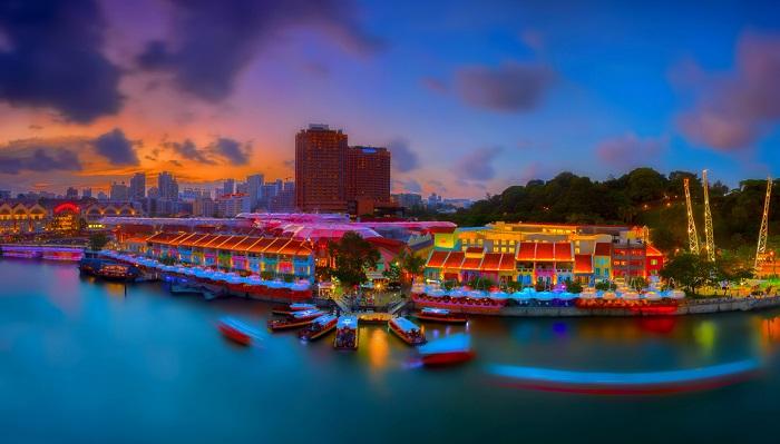 Singapore cruise tour