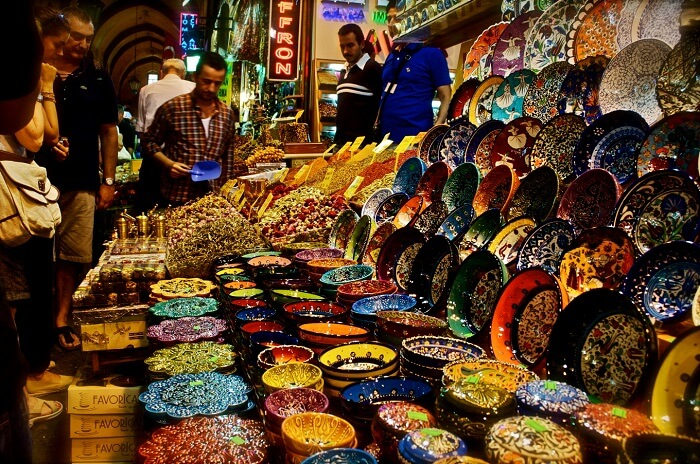 Shopping in Port Blair