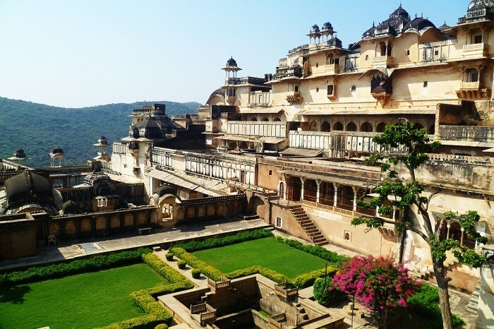 Taragarh Fort in Rajasthan