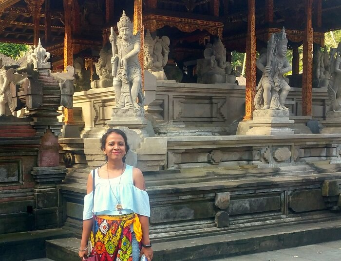 solo travel in Bali