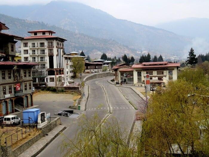 monali's trip to scenic bhutan