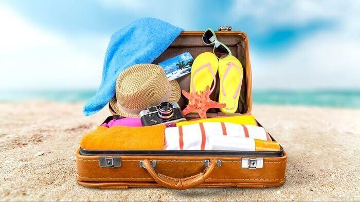 packing list for honeymoon in Port Blair