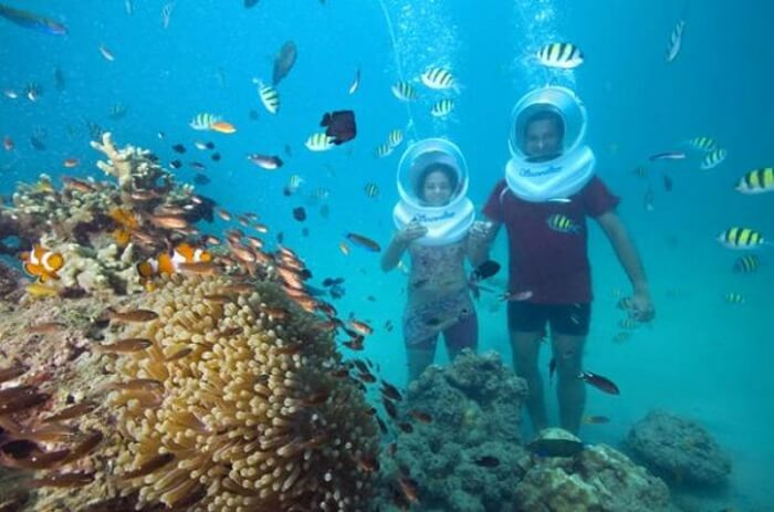 honeymoon in Port Blair