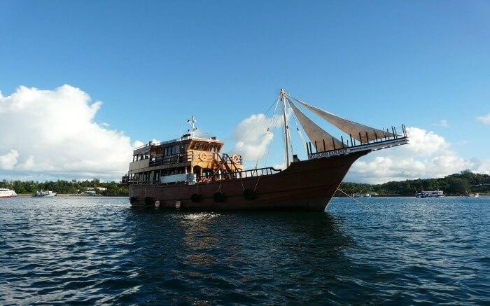 Cruise To Andaman Fares Amp Ferries From Kol Chennai Vizag