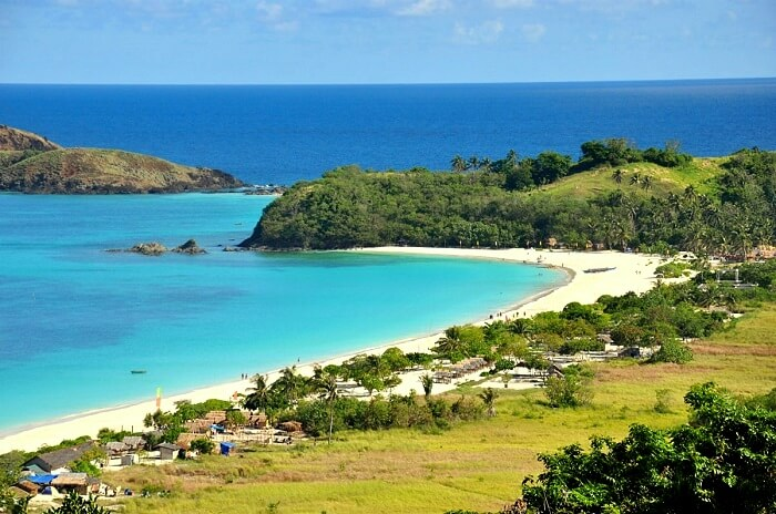 honeymoon in calaguas