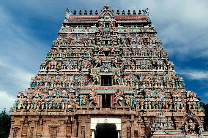 temples in chidambaram