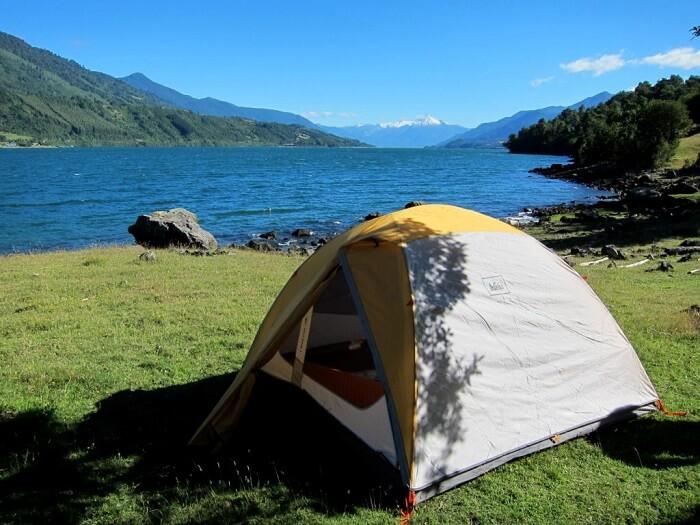 camping in andaman