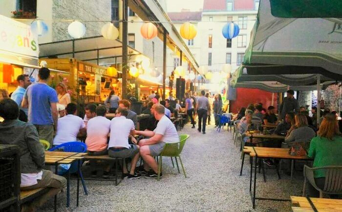 cafes in budapest