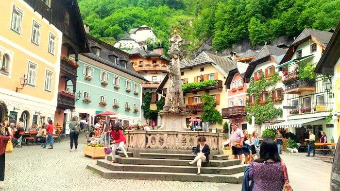 lake district austria