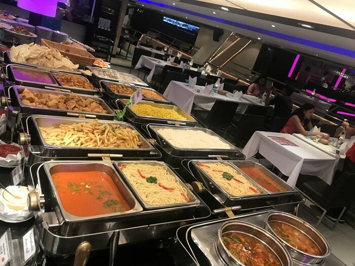 buffet in bangkok