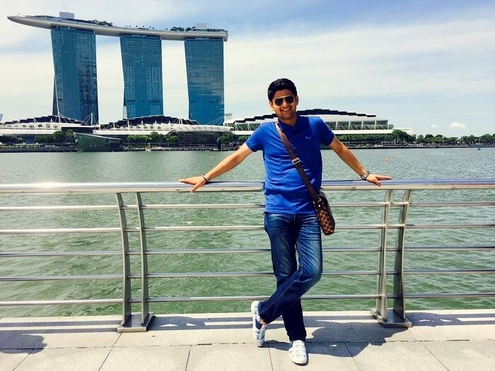 sightseeing in sinngapore