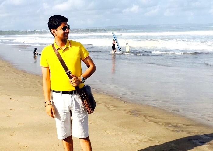 beaches in Kuta