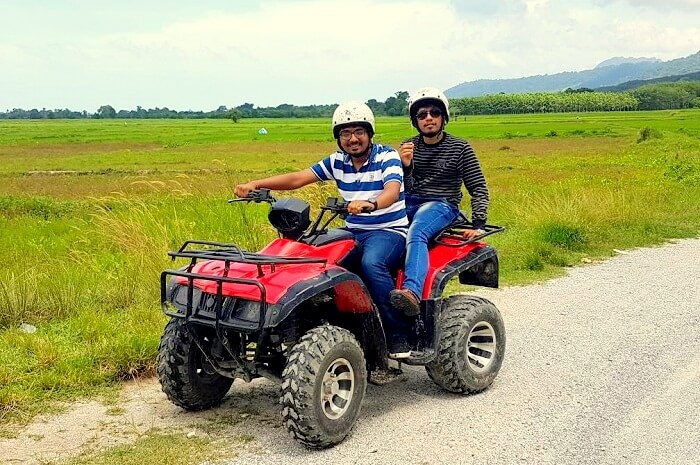 atv tour in langkawi