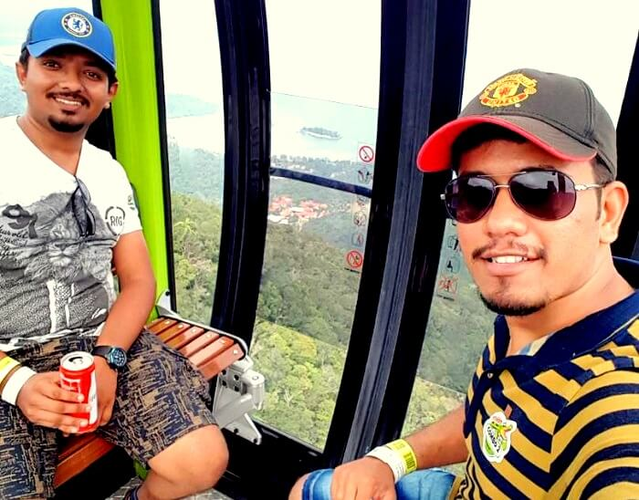 cable ride in malaysia
