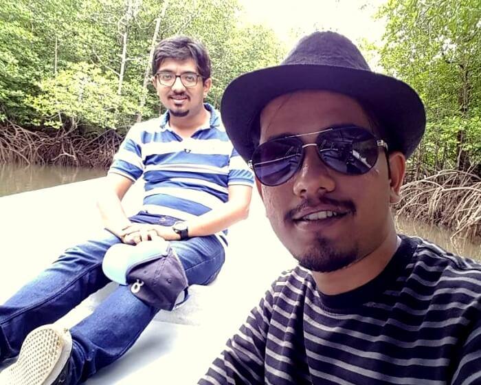 mangrove island tour