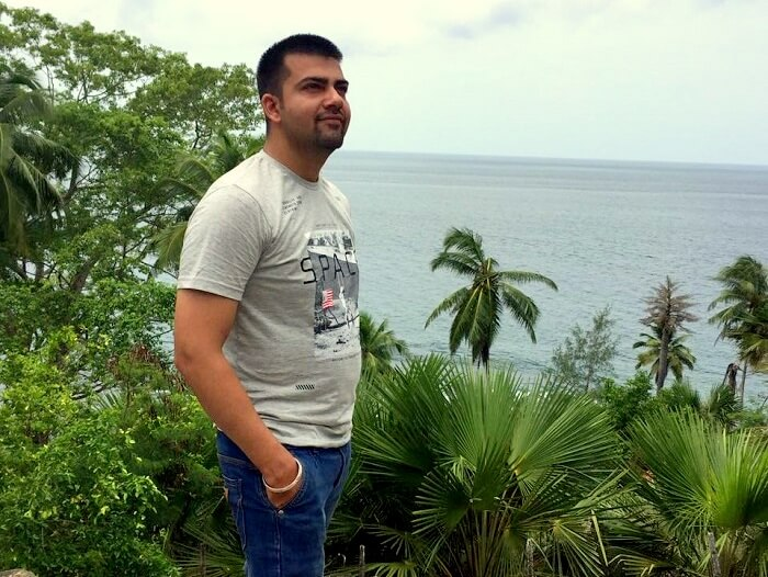 sightseeing in andaman