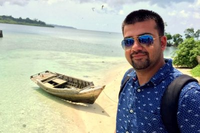 day out at havelock island