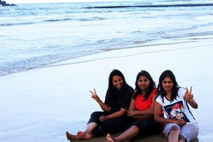 Bentota Island Beach, Sri Lanka