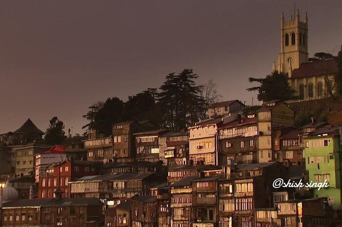 the panoramic views of shimla