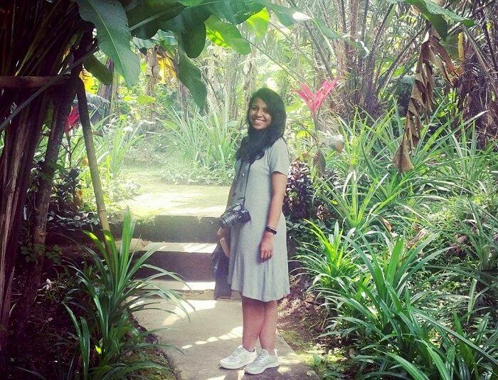 sightseeing in ubud