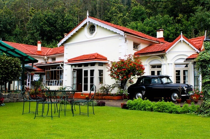 10 Cottages In Ooty For Couples