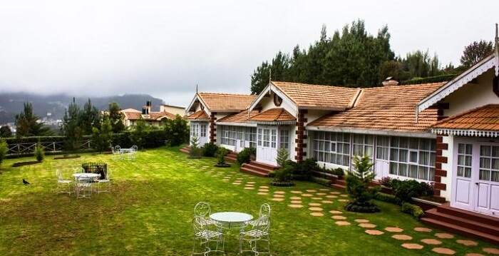 best cottages in ooty