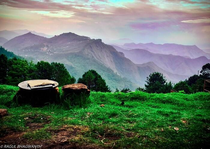 hilltop view kodaikanal