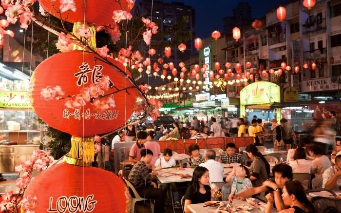 Kuala Lumpur street food ss28072017