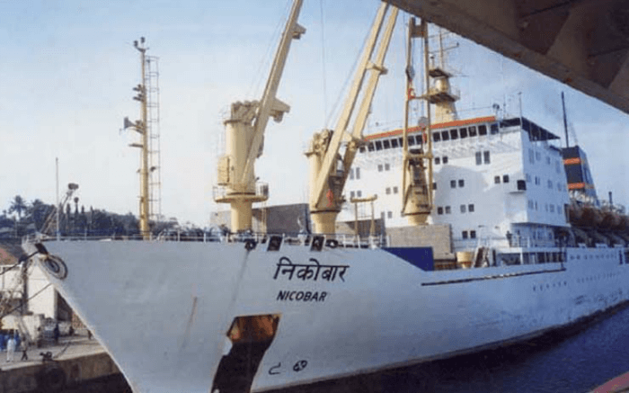 Cruise To Andaman Ferries From Kol Chennai Vizag In 2019