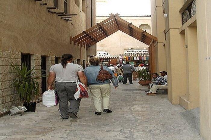Meena Bazaar Dubai