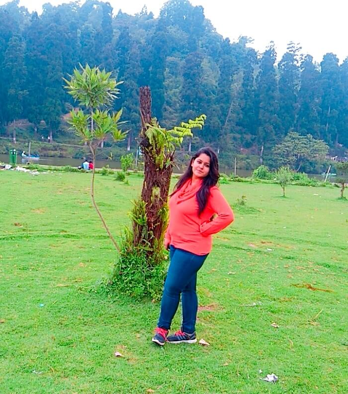 Sightseeing in Mirik
