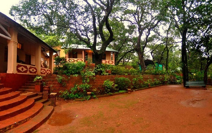best cottage in matheran
