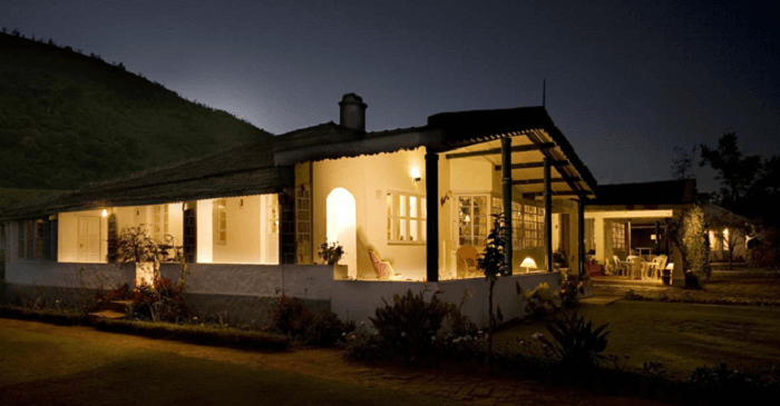 top cottages in ooty
