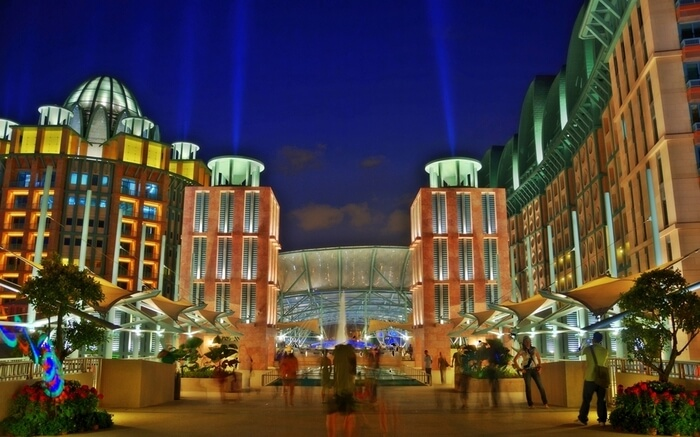 Resorts World Sentosa