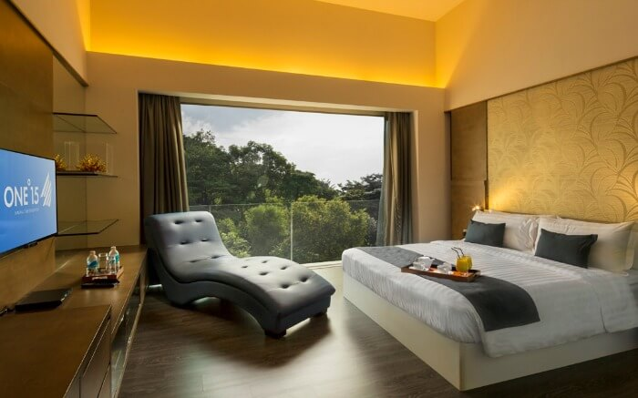 Room in One 15 Marina Hotel in Sentosa Island