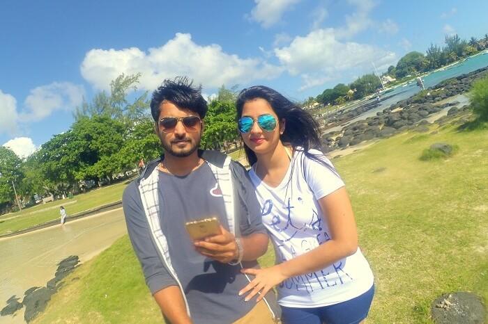 romantic trip to mauritius