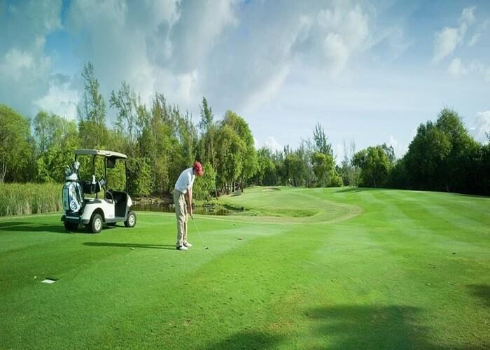 Constance golf course