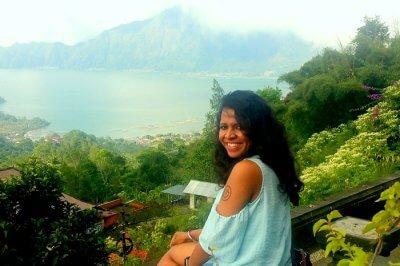 solo trip to Bali