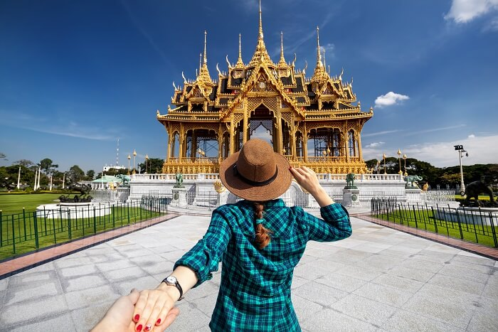 enjoy a honeymoon in Thailand, one of the best honeymoon places in Asia in December