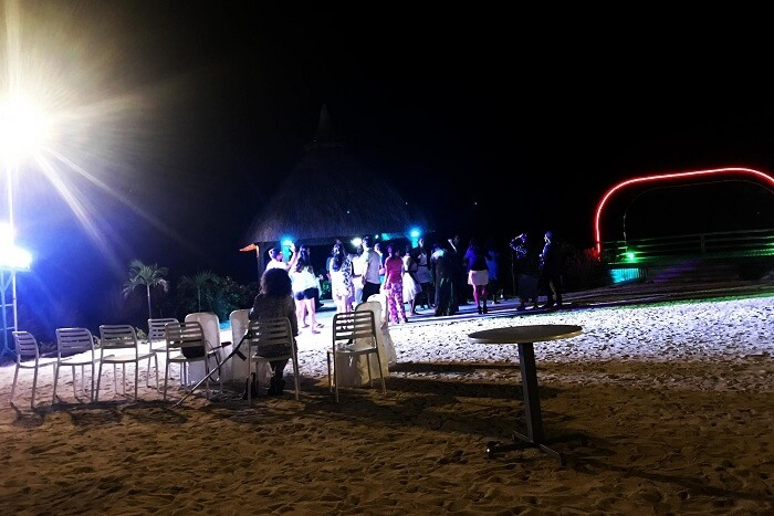 DJ party Mauritius