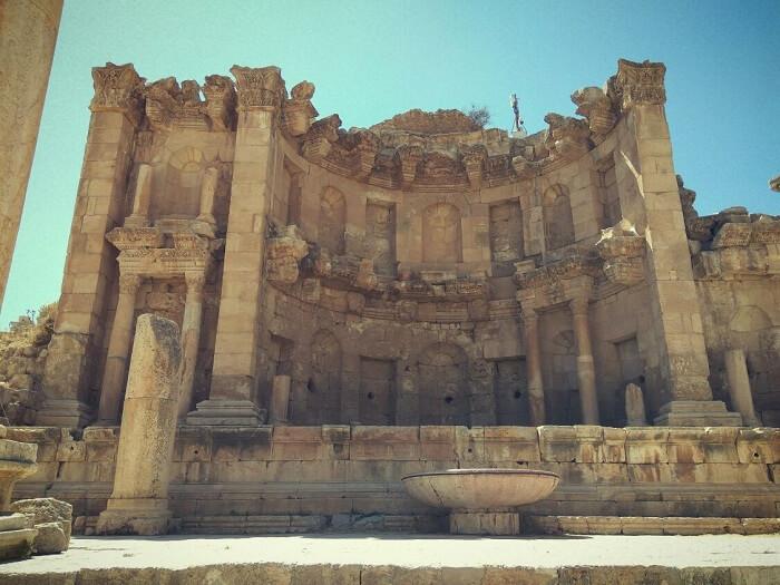jerash jordan sightseeing