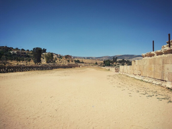 best places to see in jerash