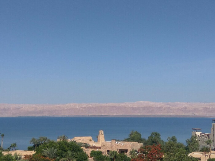 Movenpick Dead Sea Resort in Jordan