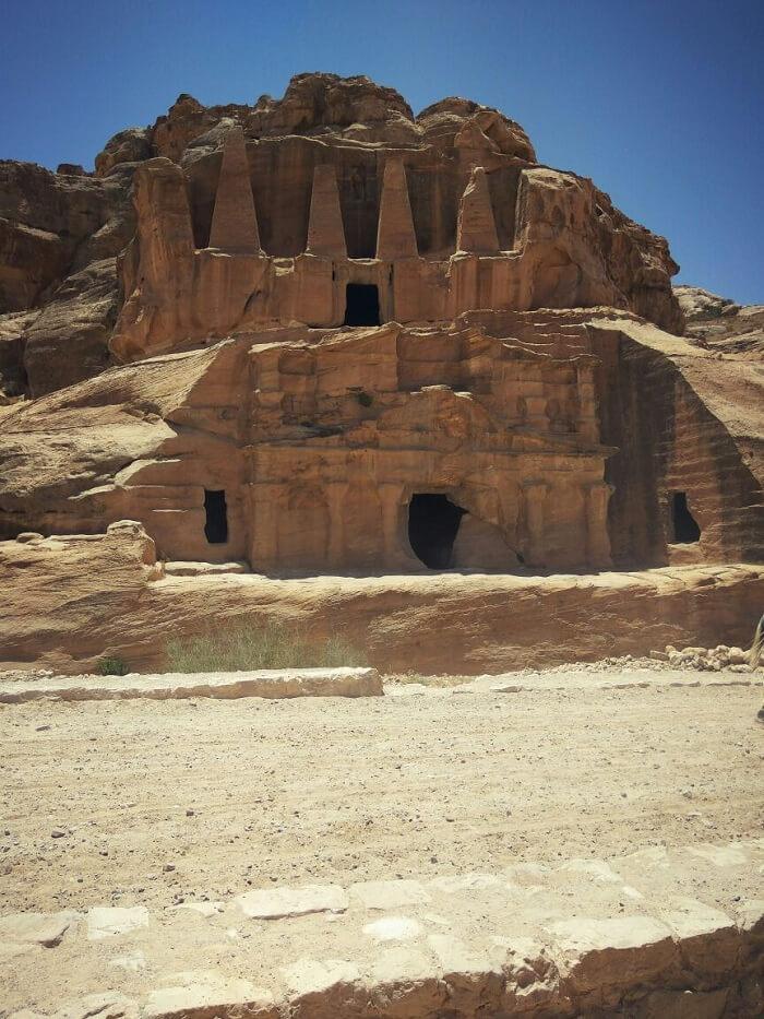 Petra Jordan sightseeing